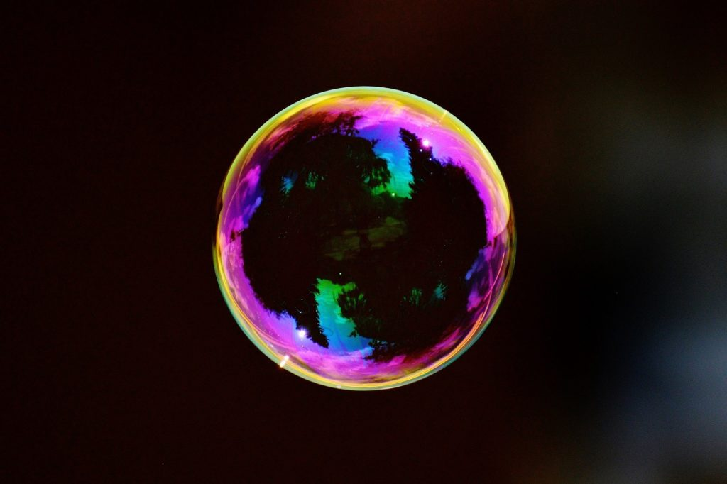 Index Fund 'Bubble' 2019 4